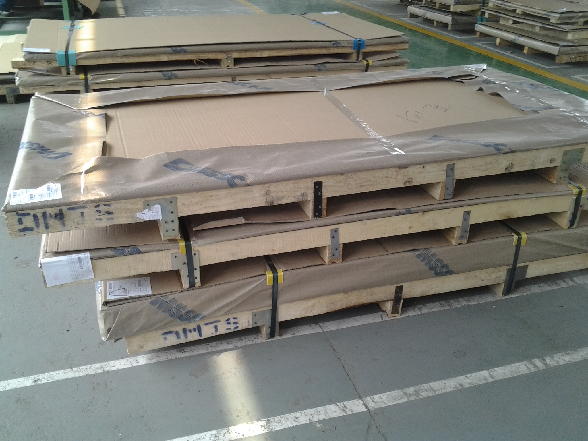 Duplex stainless steel plate s winfast